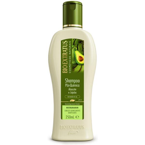 Shampoo Pós-Química Abacate e Jojoba 250ml