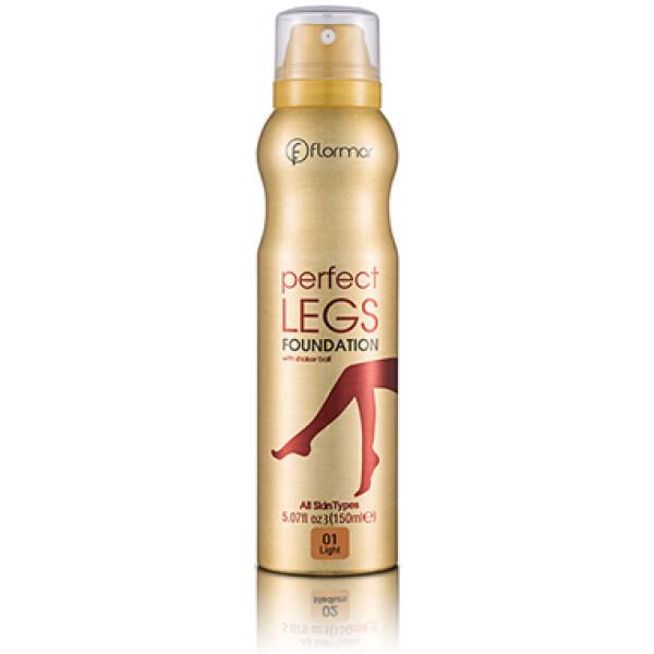 Flormar Perfect Legs Foundation 01 150ml