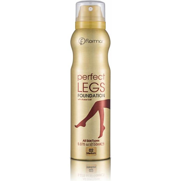 Flormar Perfect Legs Foundation 02 150ml