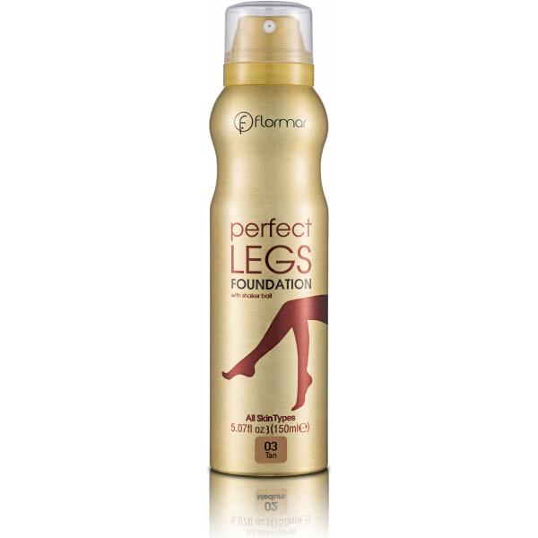 Flormar Perfect Legs Foundation 03 150ml