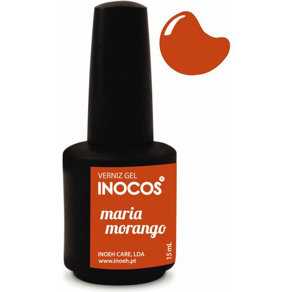 Inocos Verniz Gel Maria Morango 15ml