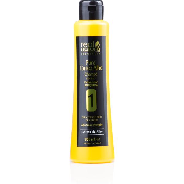 Shampoo Puro Alho 300ml
