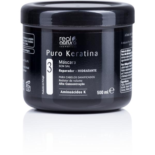 Máscara Puro-Keratina 500ml