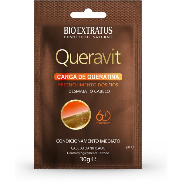 Carga de Queratina Queravit 30gr