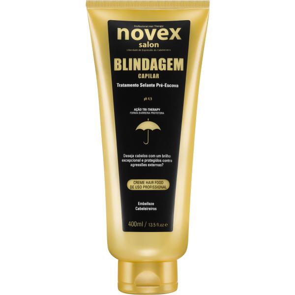Novex Blindagem Gold 400gr