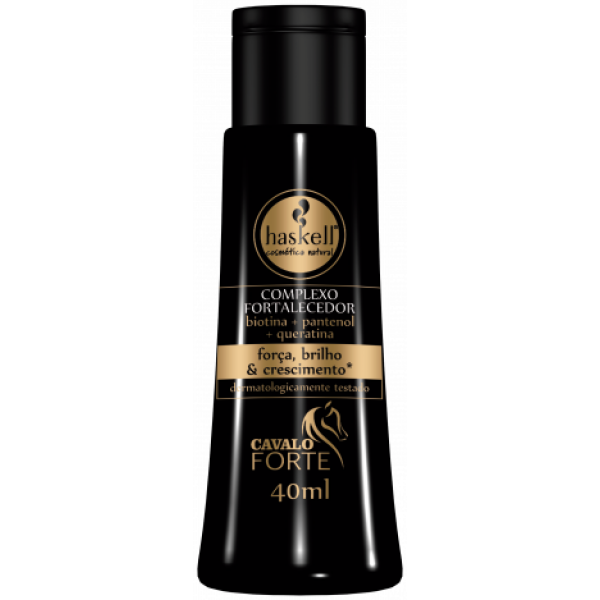 Haskell Complexo Fortalecedor Cavalo Forte 40ml