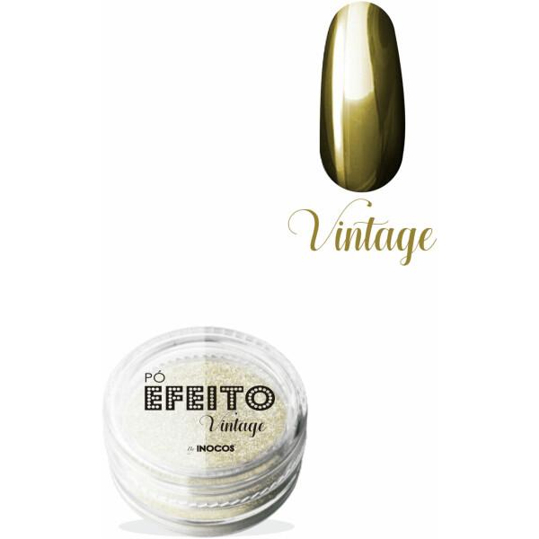 Inocos Pó Efeito Vintage 1gr