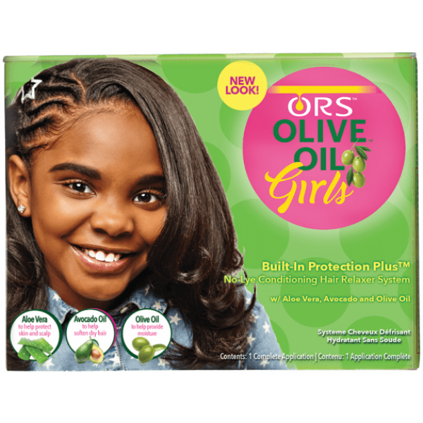 ORS Olive Oil Relaxer Girls Normal