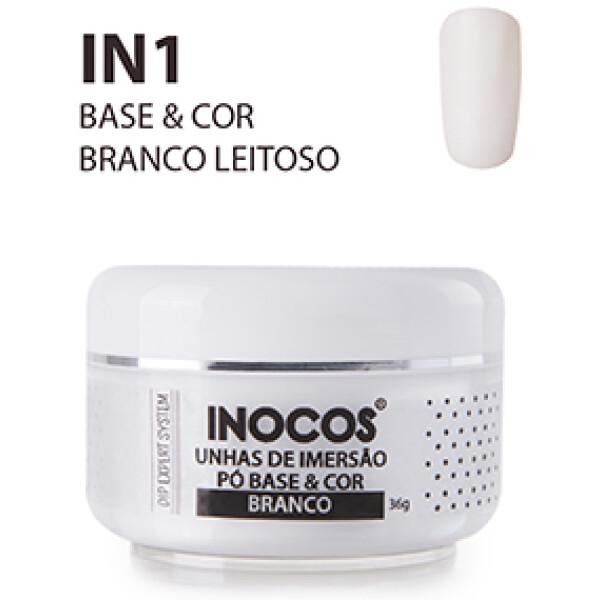 Inocos Base & Cor Branco Leitoso IN1