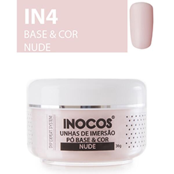 Inocos Base & Cor Nude IN4