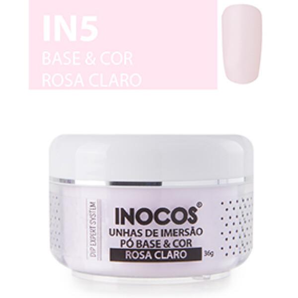 Inocos Base & Cor Rosa Claro IN5