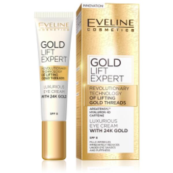 Eveline Gold Lift Expert Eye Cream 15ml