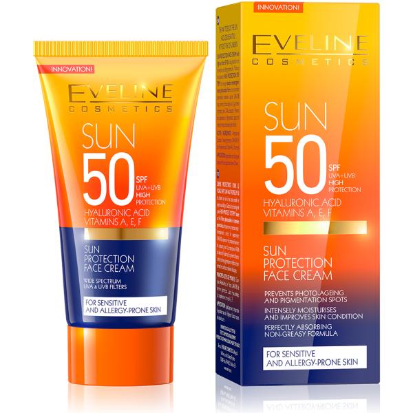 Eveline Creme Protetor de Rosto SPF50