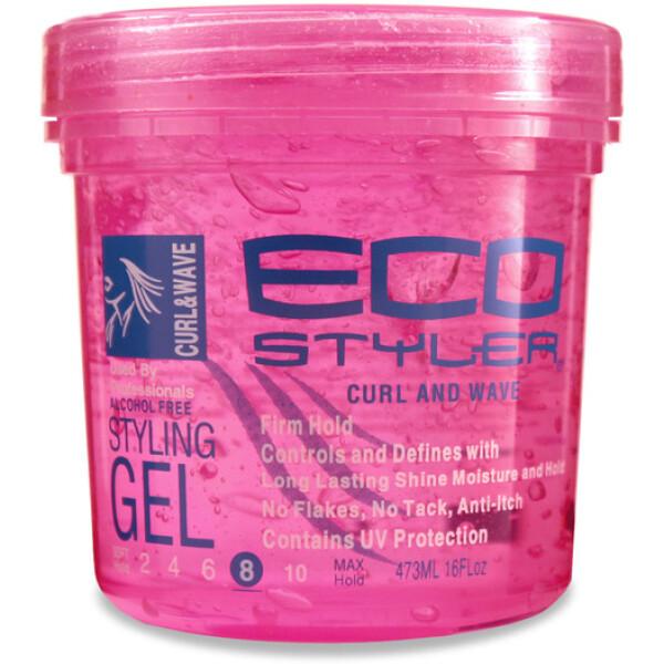 ECO Gel Styler Curl & Wave 236ml
