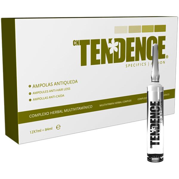 Ampolas Anti Queda 12 x 7 ml Tendence