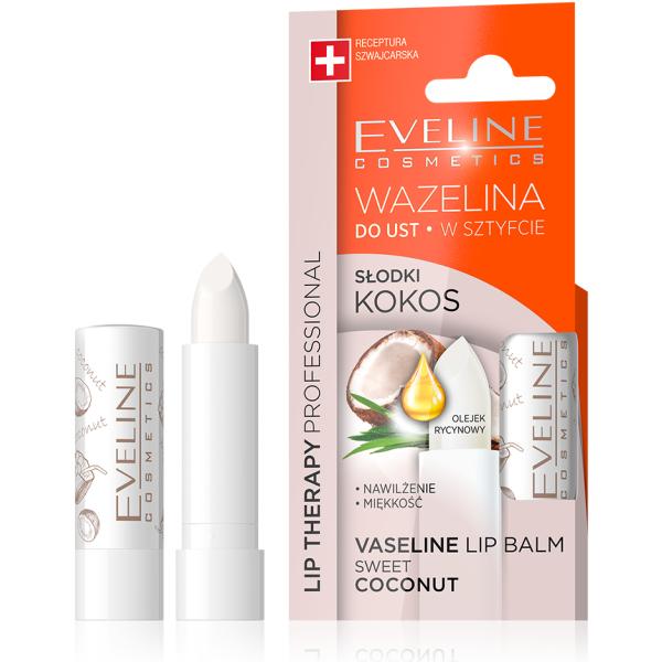 Eveline Baton Hidratante Vaselina e Coco