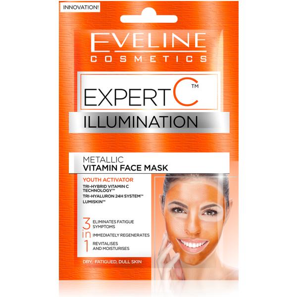 Eveline Expert C Illumination Face Mask 2x5ml
