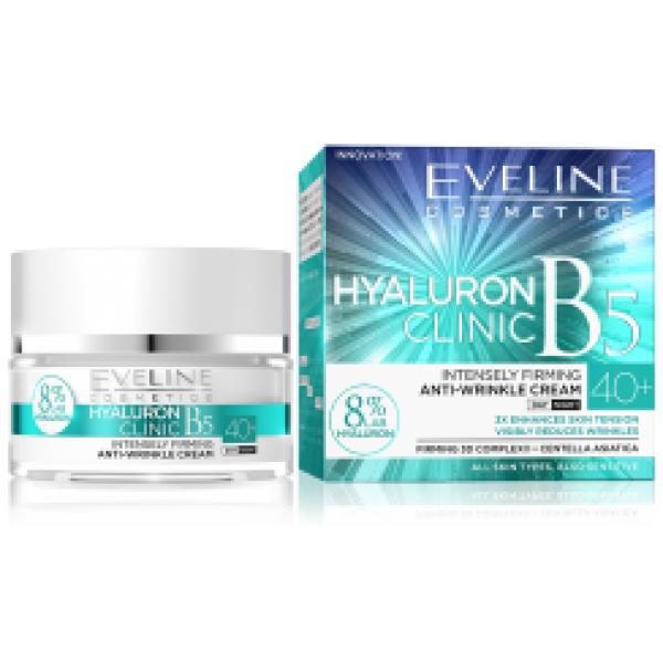 Eveline Hyaluron Clinic Day & Night Cream 40+ 50ml