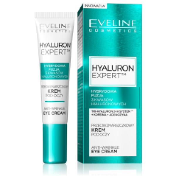 Eveline Hyaluron Expert Eye Cream 15ml