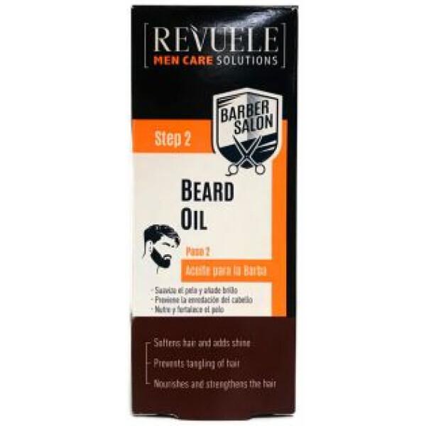 Revuele Men Care Barber Salon Óleo Hidratante Barba Step 2 25ml