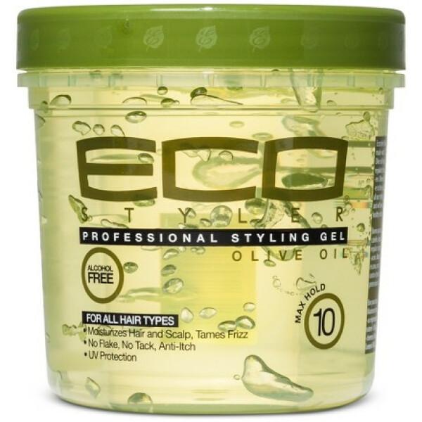 ECO Gel Styler Olive Oil 236ml