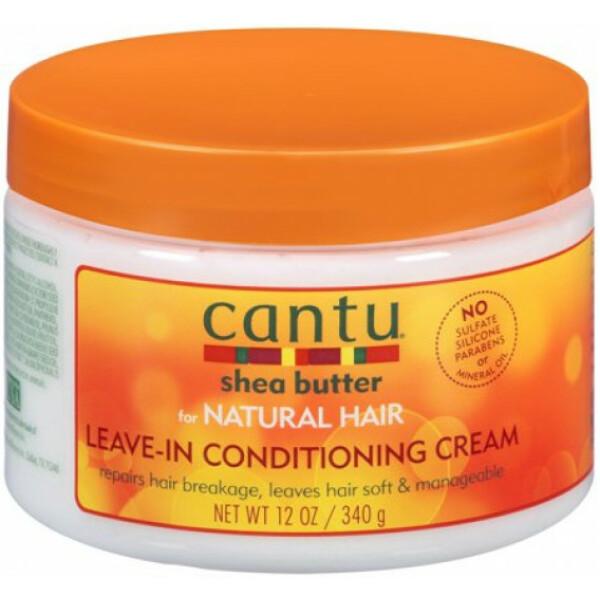 Cantu Shea Butter Leave-In Conditioning Repair Cream 340gr