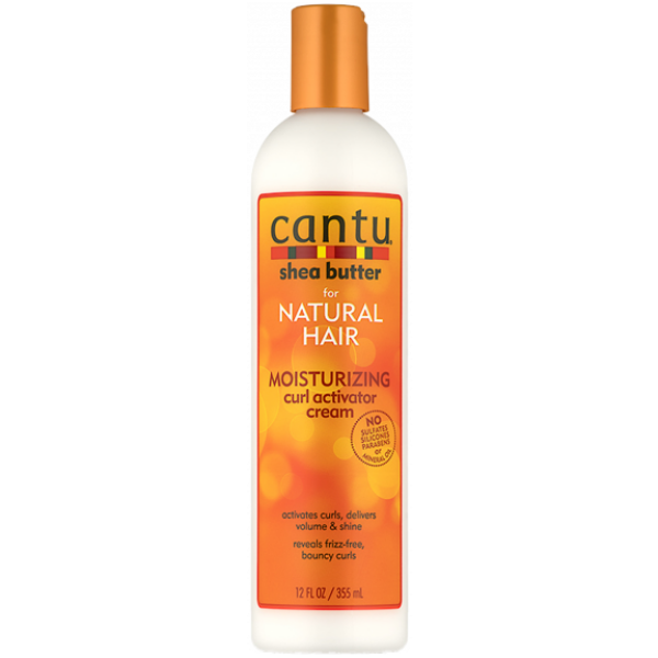 Cantu Shea Butter Moisturizing Curl Activator Cream 355ml