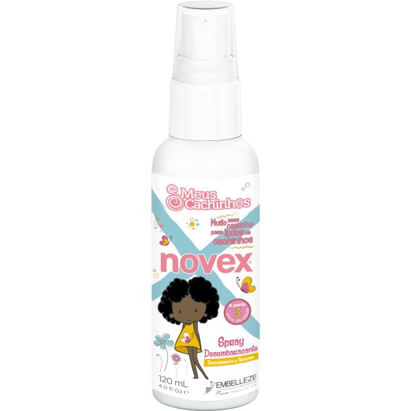 Novex Spray Desembaraçante Meus Cachinhos 300ml
