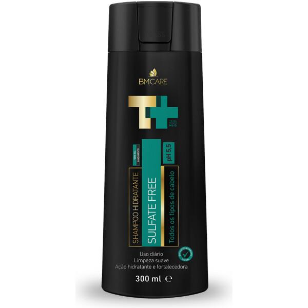 Barro Minas Shampoo Hidratante Sulfate Free T+ 300ml