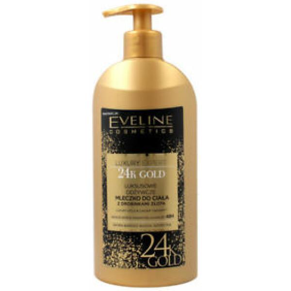 Eveline Luxury Expert 24K Gold Body Lotion 350ml