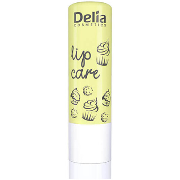 Delia Lip Care Baton Protector Amarelo - 4.9g