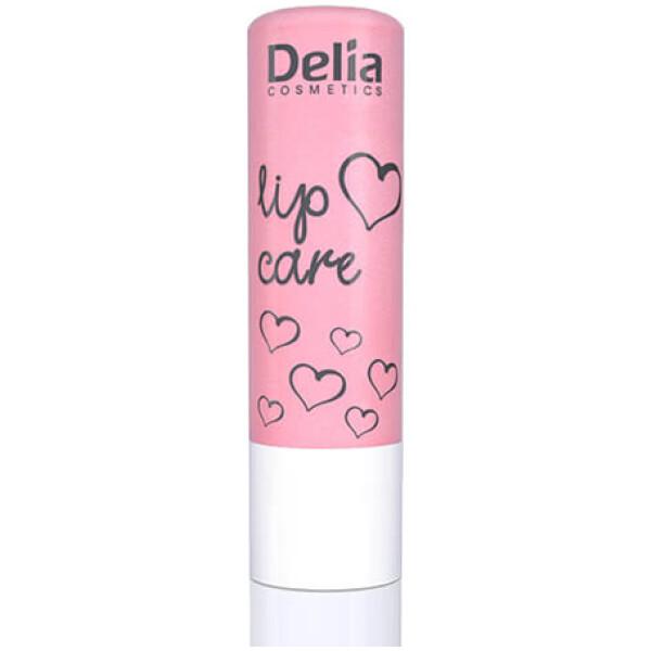 Delia Lip Care Baton Protector Rosa - 4.9g