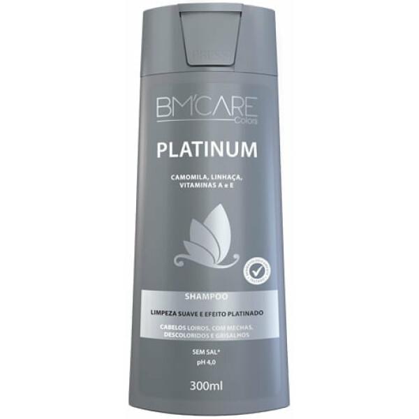 Barro Minas Shampoo Colors Platinum 300ml