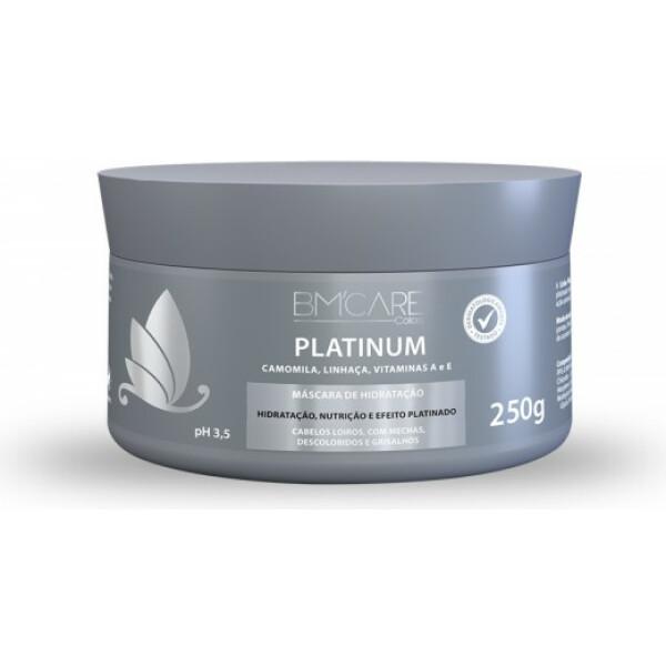 Barro Minas Máscara Colors Platinum 250gr