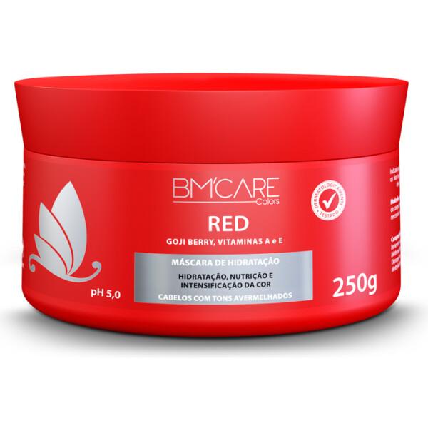 Barro Minas Shampoo Colors Red 300ml