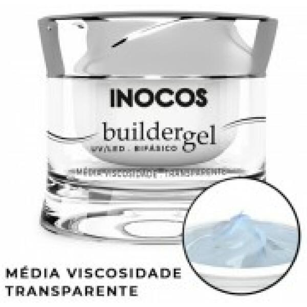 Inocos Gel Construção Viscosidade Média Violeta 30ml