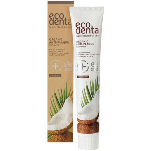 Eco Denta Pasta de Dentes Bio - Óleo Coco 75ml