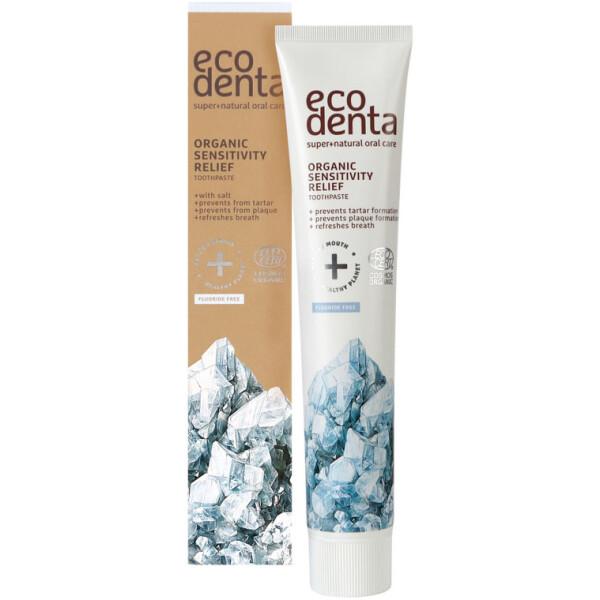 Eco Denta Pasta de Dentes Bio - Sal 75ml