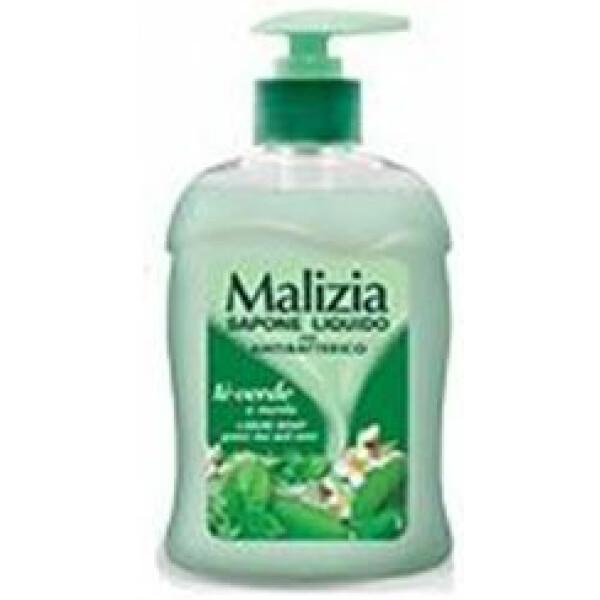 Malizia Sabonete Líquido Antibacteriano Musgo Branco 300ml