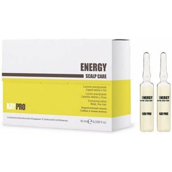 KayPro Ampolas Anti-Queda Energy 12 X 10ml