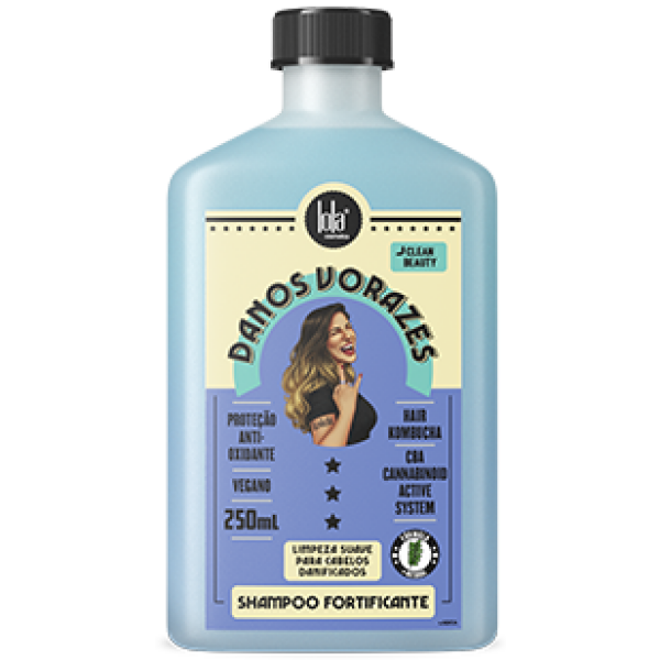 Lola Danos Vorazes Shampoo 250ml