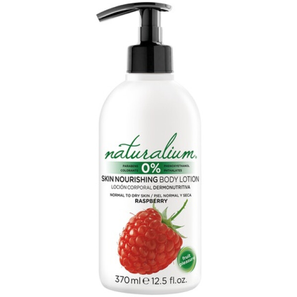 Naturalium Body Lotion 0% Raspberry 370ml